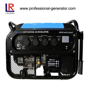 6.5kw Industrial Portable Inverter Gasoline Mini Camping Generator pictures & photos