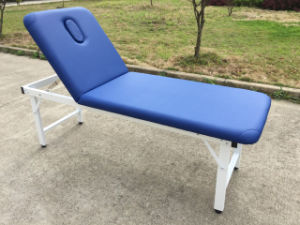 Stationary Massage Table, Massage Bed and Massage Couch pictures & photos
