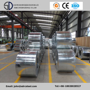 Z40g-Z275g Zinc Coated and Galvanized Steel Coil for Building Construction pictures & photos