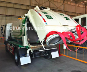 6-10 M3 Restaurant Refuse Collection Truck, kitchen refuse truck pictures & photos