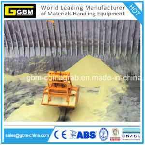 6-12 Cbm Radio Controlled Grab Clamshell Dual Scoop with Adjusting Plate pictures & photos