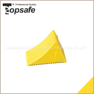 Yellow Plastic Wheel Chock (S-1523) pictures & photos