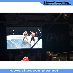 Super Light Weight of Outdoor Full Color Rental LED Display Panel (500mm*500mm P4.81) pictures & photos