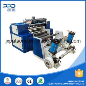 China Manufacturer Automatic Thermal Paper Slitter Machine pictures & photos