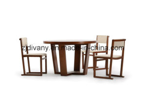 American Style Wooden Table Furniture (E-20) pictures & photos