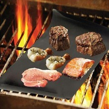 Super Non-Stick Cooking Mat for BBQ and Baking pictures & photos