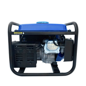Honypower Hy1000 1kw 1.2kVA Gasoline Portable Diesel Open Silent Generator Made in China pictures & photos