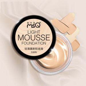 Foundation Base Cream Smoothing Face Primer Lasting Concealer Fo0343 pictures & photos