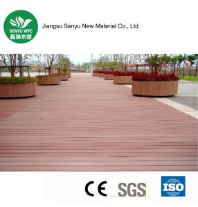 Outdoor WPC Building Material Decking pictures & photos