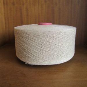 Cotton/Linen 60/40% Ne 12s Yarn Raw White Cotton Linen Yarn pictures & photos
