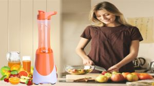 Good Quality Mini Blender 600ml, Sport Blender, Food Blender, Fruit Juicer pictures & photos