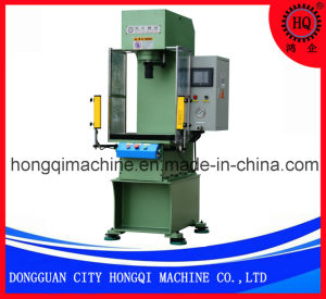 Type C Single-Pole Precision Punching Machine Made in China pictures & photos
