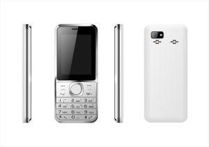 Factory Direct Wholesale Original Unlock 2.4inch Dual SIM Feature Phone From China Supplier C25 pictures & photos