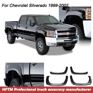 Cool Car Stuff PP Fender Flare for Chevrolet Silverado 1999-2002 pictures & photos