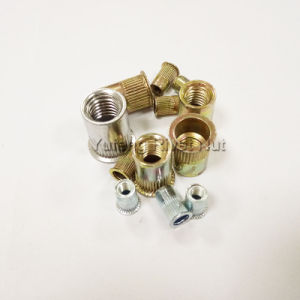 British&American Small Head Knurled Body Rivet Nut pictures & photos