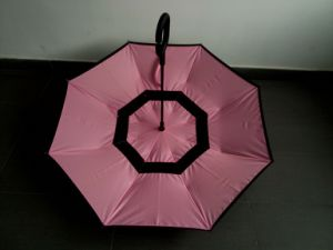 2017 New Most Popular Reverse Umbrella for Sale pictures & photos