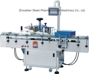 Automatic High-Speed Self-Adhesive Pharmaceutical Machinery Labeling Machine