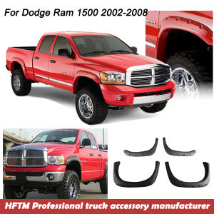 Auto Spare Parts Fender Flare Kit for Dodge RAM 1500 2002-2008 pictures & photos