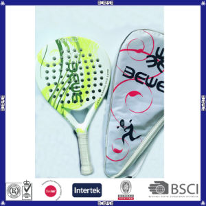 Carbon Material Light and Well-Protected Paddle Racket pictures & photos