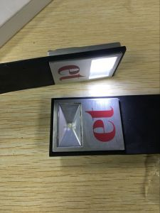 Portable Clip-on Book Lighting LED Bookmark Lamp Electronic Bookmarks Light Novelty Gifts Reading Night Lights pictures & photos