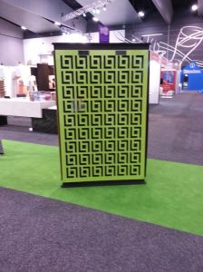 Laser Cut Garden Screen/Decorative Laser Cut Aluminum Screens