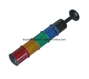 IP55 60mm Keyway Brand Waterproof Signal Indicator Light, Tower Light pictures & photos