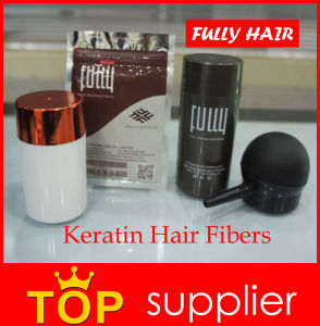 High Quality Hair Building Fibers to Cover Grey Root with Low Price