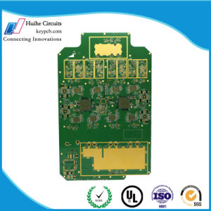 8 Layer Enig Printed Circuit Board of Prototype PCB Communication