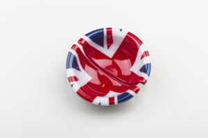 Union Jack Interior Door Knob Cover for Mini Cooper F55 pictures & photos