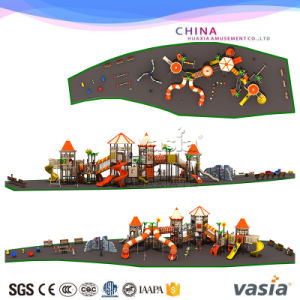 China Kids Safety Playgrounds Second Hand Byvasia pictures & photos
