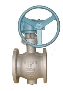 Flange Segment Ball Valve pictures & photos