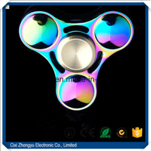 The Metal Fidget Spinner/Hand Spinner with Longer Spinning Time pictures & photos