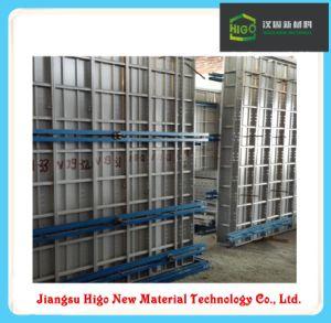 6061-T6 Aluminium Formwork for Building Construction / Concrete Formwork System