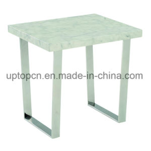 Modern Furniture Reataurant Table with Metal Leg for Working (SP-GT430) pictures & photos