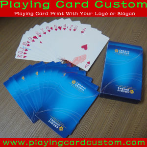 Customized Printing Paper Playing Cards pictures & photos