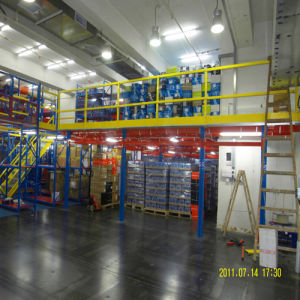 Heavy Duty Industrial Warehouse Pallet Rack pictures & photos