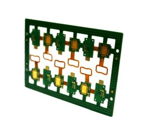 High-Frequency Rogers Flex Rigid PCB of FPC Prototype Factory pictures & photos