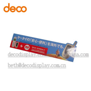 Caedboard Leaflet Paper Advertising Card Paper Standees for Advertising pictures & photos
