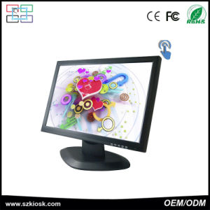 OEM Factory 19 Inch LCD Monitor CCTV Display pictures & photos