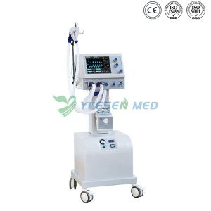 Mobile ICU Ventilator Machine Price of Portable Ventilator pictures & photos
