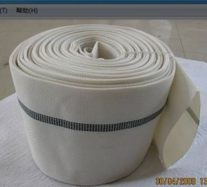4 Size High Pressure Canvas Braided PVC Lining Fire Hose Manufactures pictures & photos