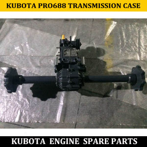 Best Quality of Kubota PRO688 Engine Parts Transmission Case pictures & photos