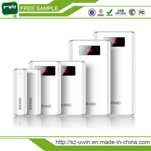 2017 New Digital Display Power Bank 10000mAh Portable Charger Powerbank pictures & photos
