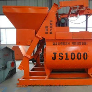 Hot Sale Js1000 Automatic Concrete Mixer pictures & photos