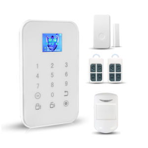 99 Wireless Home LCD TFT Anti-Theft Home Security Alarm System pictures & photos
