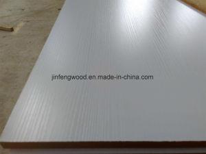 Titanium White Melamine MDF pictures & photos
