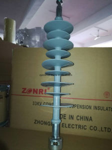 Export Insulator Suspension Type Fxbw-36/120-Sbfor Power Transmission pictures & photos
