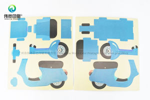 Various Paper Printing DIY Model (Craft) pictures & photos