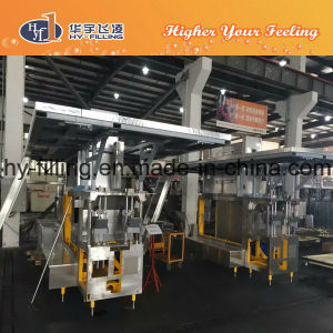 Aseptic Carton Box Filling Machine for Milk and Juice pictures & photos