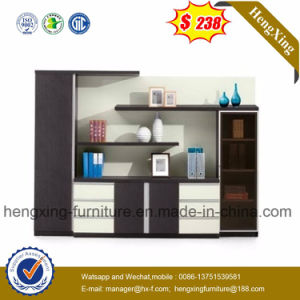 Wooden Office Furniture 6 Doors Bookcase Storage File Cabinet (HX-6M085) pictures & photos